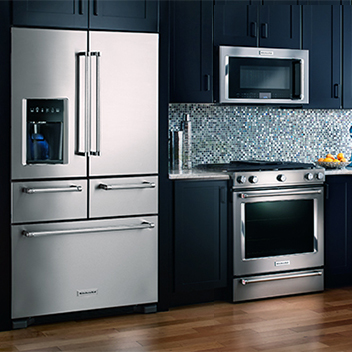 Naples Kitchen and Bath - KitchenAid Appliances