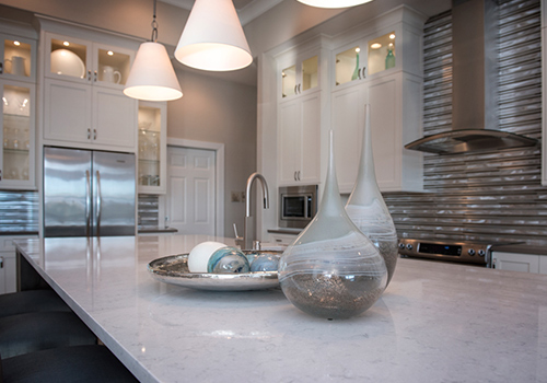 Naples Kitchen and Bath Sile Stone Kitchen Countertops