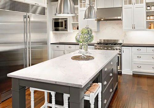 Naples Kitchen and Bath Zodiaq Countertops