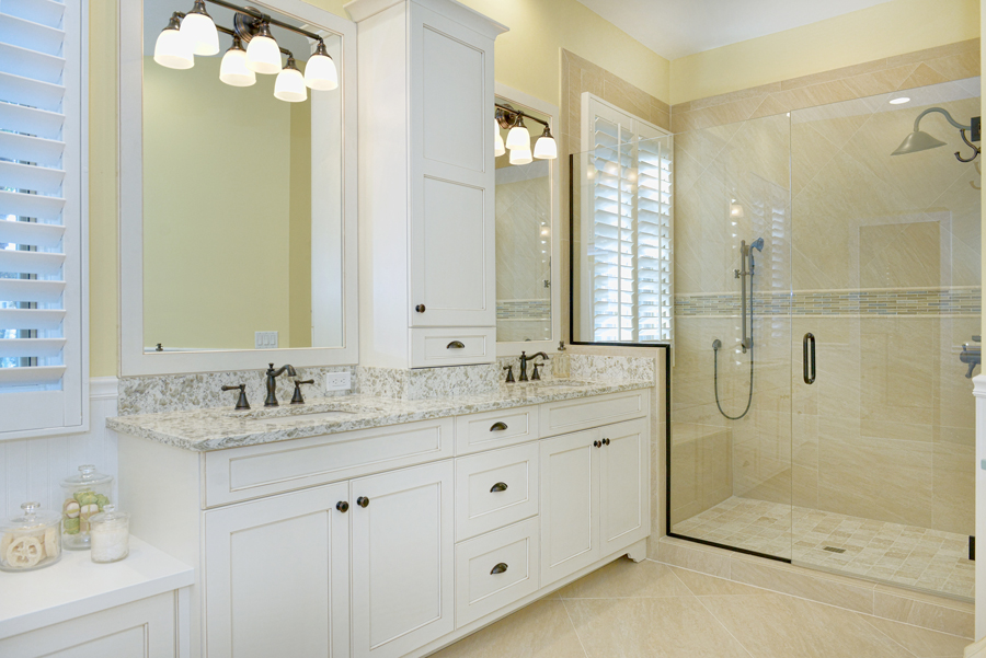 Wyndemere Bramblewood Point Naples Kitchen Bath - Naples bathroom remodel
