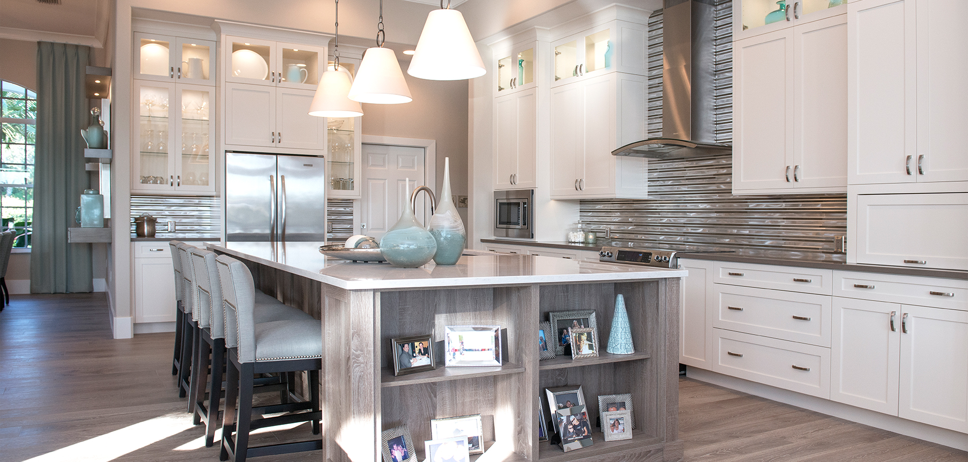 Luxury Kitchen Remodel | Naples Kitchen & Bath