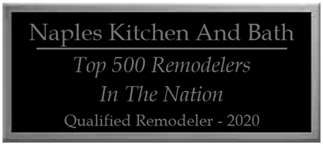 Naples Kitchen & Bath Top 500 Remodelers in the Nation - Kitchen and Bath Remodeling