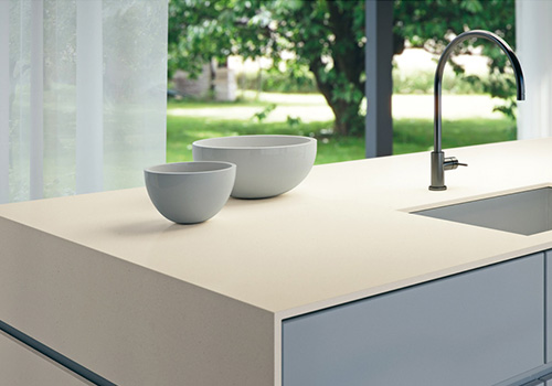Caesar Stone Counter Top from Naples Kitchen and Bath