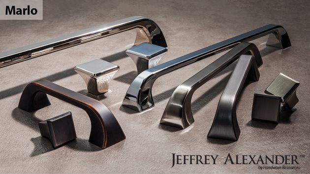 Naples Kitchen and Bath Jeffrey Alexander Cabinet Hardware