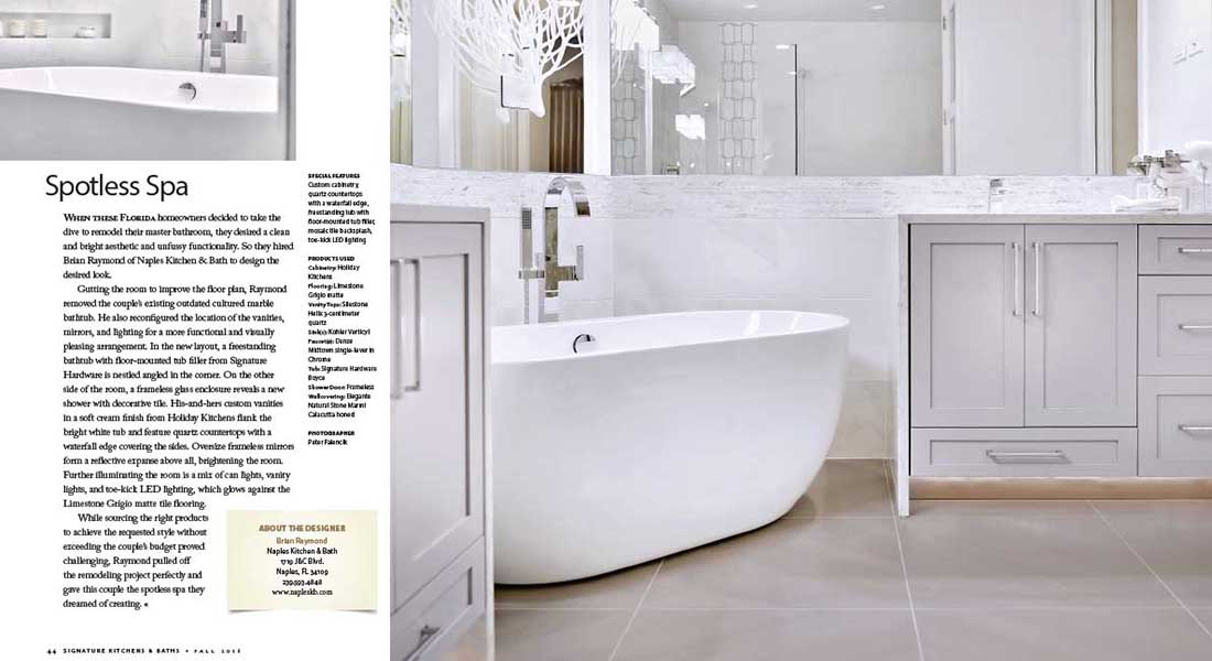 Signature Kitchens And Baths Article